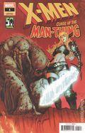 X-Men Curse of the Man-Thing (2021 Marvel) 1B