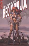 Invincible Red Sonja (2021 Dynamite) 1B
