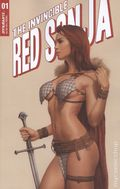 Invincible Red Sonja (2021 Dynamite) 1C