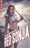 Invincible Red Sonja (2021 Dynamite) 1E