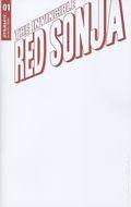 Invincible Red Sonja (2021 Dynamite) 1F