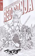 Invincible Red Sonja (2021 Dynamite) 1H