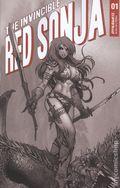 Invincible Red Sonja (2021 Dynamite) 1O