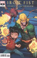 Iron Fist Heart of the Dragon (2021 Marvel) 5B