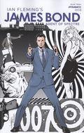 James Bond Agent of Spectre (2021 Dynamite) 3A