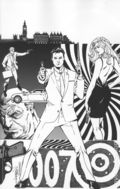 James Bond Agent of Spectre (2021 Dynamite) 3D