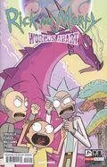 Rick and Morty Worlds Apart (2021 Oni Press) 4B