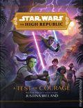 Star Wars The High Republic A Test of Courage HC (2021 A Disney/Lucasfilm Press Novel) 1-REP