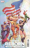 Heroes Reborn (2021 Marvel) 1B