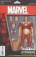 Heroes Reborn (2021 Marvel) 1E