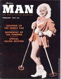 Modern Man Magazine (1951-1976 PDC) Vol. 2 #8