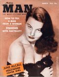 Modern Man Magazine (1951-1976 PDC) Vol. 2 #9