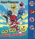 Power Rangers Go Go Power Rangers! HC (2021 Studio Fun) A 4-Button Sound Book 1-1ST