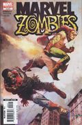 Marvel Zombies (2005 1st Series) 4B