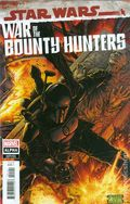 Star Wars War of the Bounty Hunters Alpha (2021 Marvel) 1D