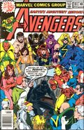 Avengers (1963 1st Series) Mark Jewelers 181MJ