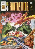 Los 4 Fantasticos (Spanish 1977-1980 Mundi Comics/Ediciones Vertice - 3rd Series) Fantastic Four Vol. 3 #28
