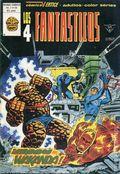 Los 4 Fantasticos (Spanish 1977-1980 Mundi Comics/Ediciones Vertice - 3rd Series) Fantastic Four Vol. 3 #29