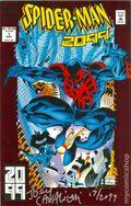 Spider-Man 2099 (1992 1st Series) 1CAS.SIGNED