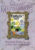 Marvel Masterworks Fantastic Four HC (2003-Present Marvel) 1st Edition 1-1ST