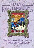 Marvel Masterworks Fantastic Four HC (2003-Present Marvel) 1st Edition 2-1ST