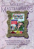 Marvel Masterworks Fantastic Four HC (2003-Present Marvel) 1st Edition 3-1ST
