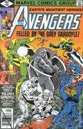 Avengers (1963 1st Series) Mark Jewelers 191MJ