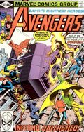 Avengers (1963 1st Series) Mark Jewelers 193MJ