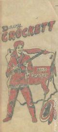 Davy Crockett Iron-On (1954) 1