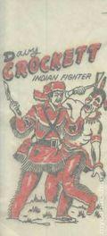 Davy Crockett Iron-On (1954) 3
