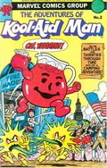 Adventures of Kool-Aid Man (1983 Marvel) 2C