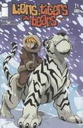 Lions Tigers and Bears (2006 2nd Series) 1B