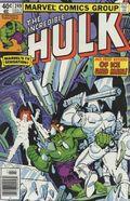 Incredible Hulk (1962-1999 1st Series) Mark Jewelers 249MJ