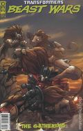 Transformers Beast Wars The Gathering (2006 IDW) 3B