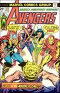 Avengers (1963 1st Series) Mark Jewelers 133MJ
