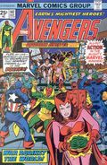 Avengers (1963 1st Series) Mark Jewelers 147MJ