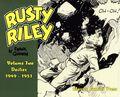 Rusty Riley Dailies HC (2014-2021 Classic Comics Press) By Frank Godwin 2-1ST