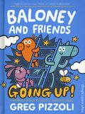 Baloney and Friends Going Up! HC (2021 Disney/Hyperion) 1-1ST