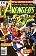 Avengers (1963 1st Series) Mark Jewelers 150MJ