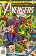 Avengers (1963 1st Series) Mark Jewelers 152MJ