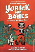 Yorick and Bones Friends by Any Other Name HC (2021 HarperAlley) 1-1ST