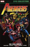 Avengers The Final Threat TPB (2021 Marvel) Epic Collection 2nd Edition 1-1ST
