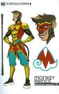 DC Festival of Heroes the Asian Superhero Celebration (2021 DC) 1C