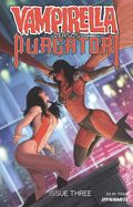 Vampirella vs. Purgatori (2021 Dynamite) 3E