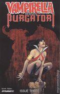 Vampirella vs. Purgatori (2021 Dynamite) 3J