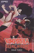 Vampirella vs. Purgatori (2021 Dynamite) 3K