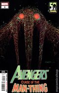 Avengers Curse of the Man-Thing (2021 Marvel) 1F