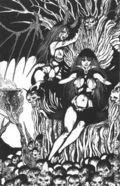 Vampirella vs. Purgatori (2021 Dynamite) 3O