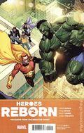 Heroes Reborn (2021 Marvel) 2A