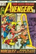 Avengers (1963 1st Series) Mark Jewelers 99MJ